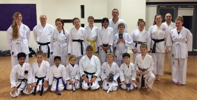 GB Karate - Dec 2015