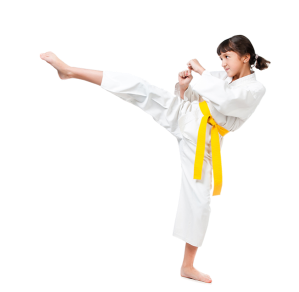 Karate girl-small